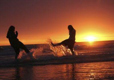 Spaß und Lebensfreude